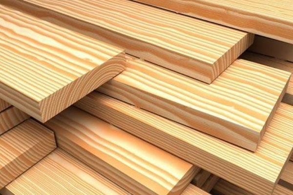 کلبه چوبی مثلثی  - کلبه لنبه چوبی